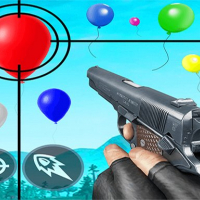 Ballon Shooter Game