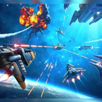 Galaxy Attack : Alien Shooter
