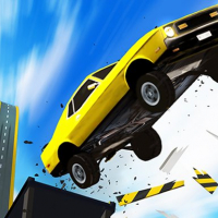 Mega Ramp Car Stunt 3D