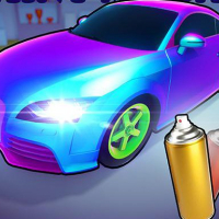 Paint My Car 3D