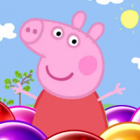 PEPPA PIG BUBBLE