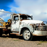 Rusty Trucks Jigsaw