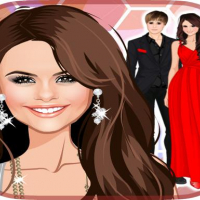 Selena Gomez Huge Dress Up - Game Online