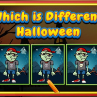 Which Is Different Halloween
