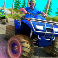 ATV Quad Bike Stunt Game