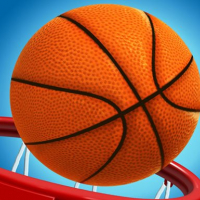 Basketball Arena -  Flick 3D