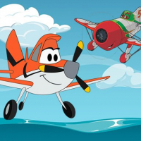 Disney Planes Coloring Book