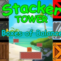 Stacker Tower - Boxes of Balance