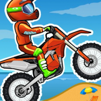 Top Moto X3M Bike Race Game